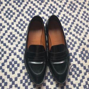 Everlane Black Loafers